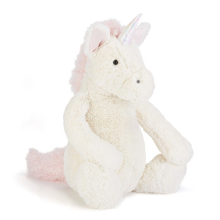 Jellycat Bashful Unicorn - 4 Sizes